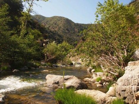 ArroyoSeco Gorge