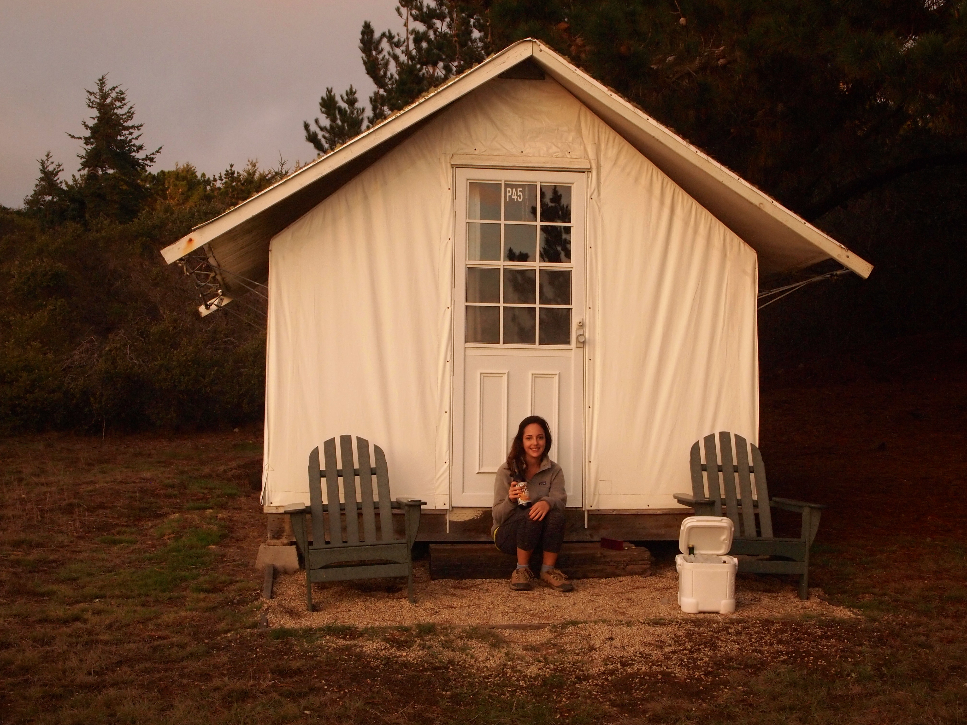 A short and scenic trip from SF down Highway 1 takes you to the quaint town of Pescadero famous for their large and flavorful artichoke crops. & Peace Love u0026 Artichokes in Pescadero | Glamped Out: A Glamping Blog