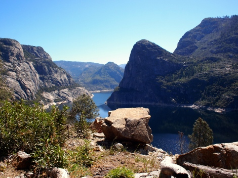 Hetch Hetchy Glamping