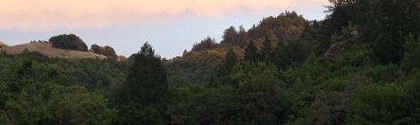 Glamping - Sunset at Sugarloaf