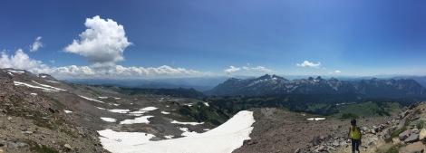 Mt Ranier glamping